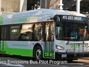 San Diego espera tener sólo camiones ecológicos para 2040