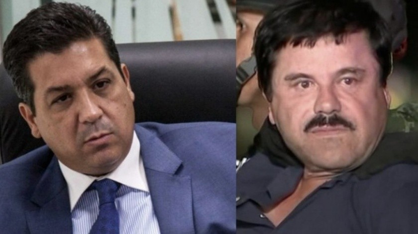 """""""El Chapo"""" Guzmán y gobernador Cabeza de Vaca sostuvieron reuniones, según la DEA(GH)"""