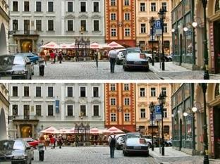 Reto Visual. Encuentra las 10 diferencias en la imagen