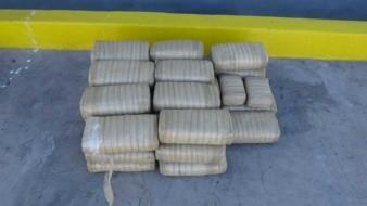 Cerca de nueve toneladas de marihuana y cocaína en el Caribe y Pacífico