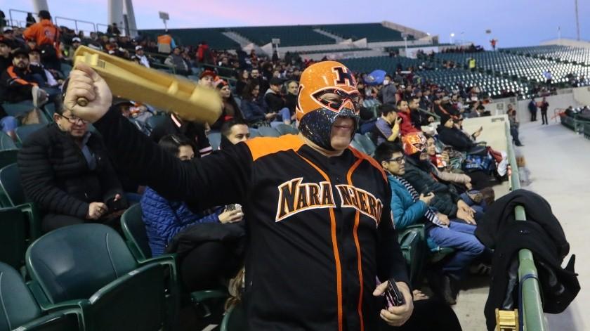 Todavía no se sabe si habrá aficionados en las butacas del Estadio Sonora(Gamaliel González)