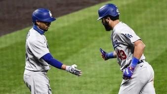 Mexicano Julio Urías se va sin decisión pero Dodgers doblegaron a Rockies por 9-3