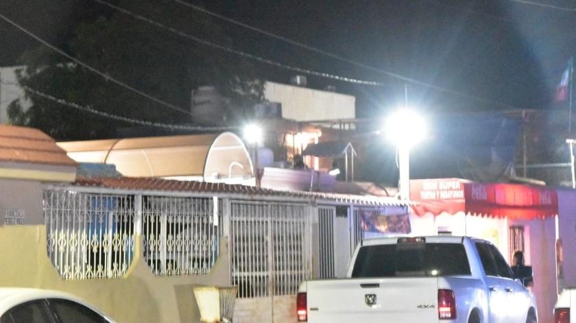 Se enfrentan sicarios y agentes de AMIC en Obregón(Cortesía)