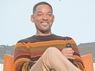 Will Smith es víctima de la delincuencia, le