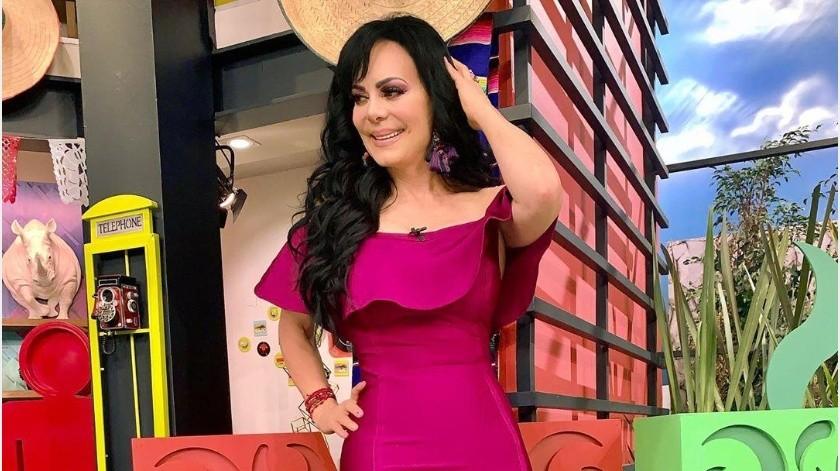 Maribel estrenará su programa el próximo lunes a las 15:00 horas (CDMX) donde charlará de temas de salud y belleza.(Tomada de la red)