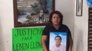 Ahora ella está pidiendo a las autoridades que investigue el crimen y décon los responsables del brutal asesinato.