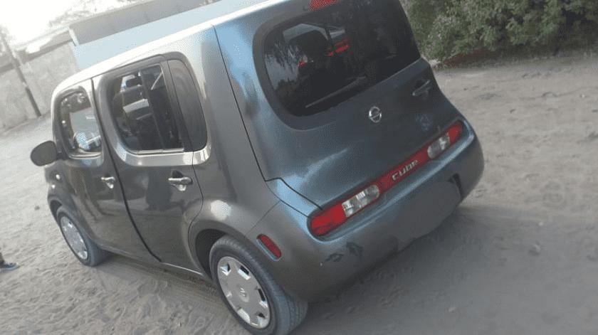 Recuperan en SLRC auto robado en Ciudad Morelos(Cortesía)