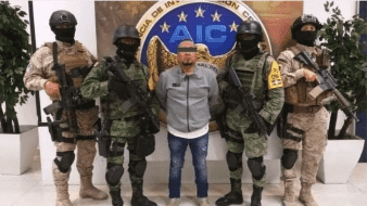 """Siete cárteles pelean por el legado de """"El Marro"""""""