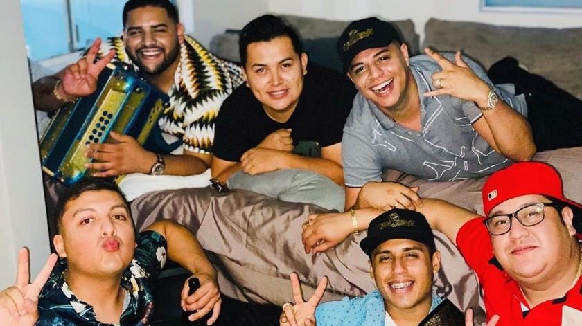 ¡Sold out! Grupo Firme agota entradas a siete meses de su show en vivo(Instagram)
