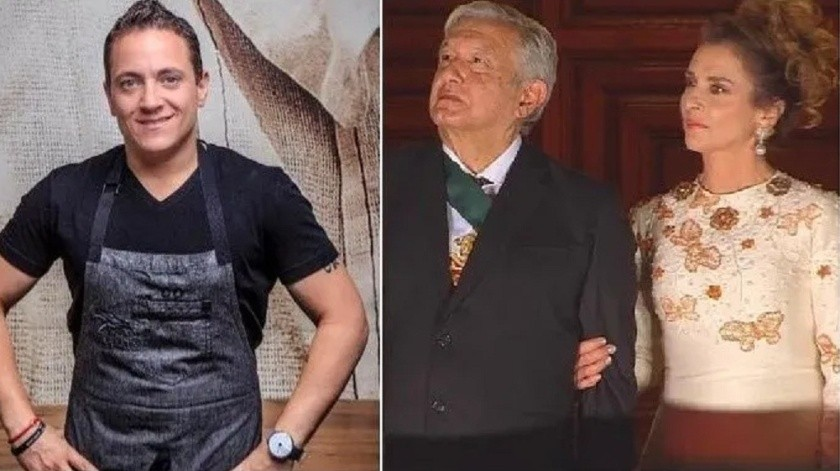 Exhiben que chef que se burló de Beatriz Gutiérrez accedió a fondos de Conacyt(Especial)