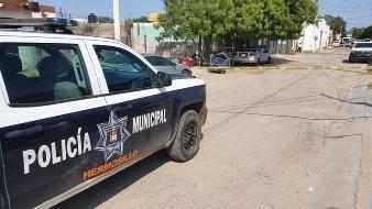 Ultiman a tiros a persona en Sahuaro tras persecución
