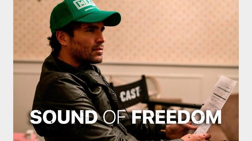 """""""Sonido de libertad"""": El film de Eduardo Verástegui contra la trata de menores(Tomada de la red)"""