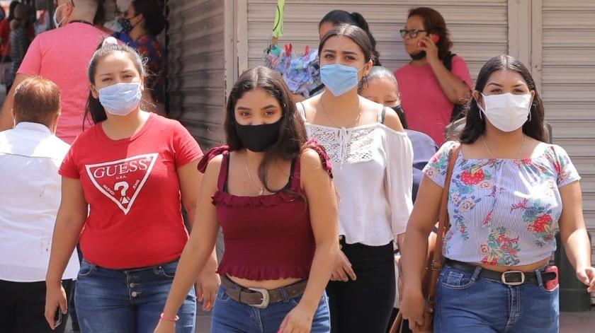 La Secretaría de Salud exhortó a los sonorenses a no bajar la guardia y a mantener el uso de cubrebocas, entre otras medidas(Banco digital)