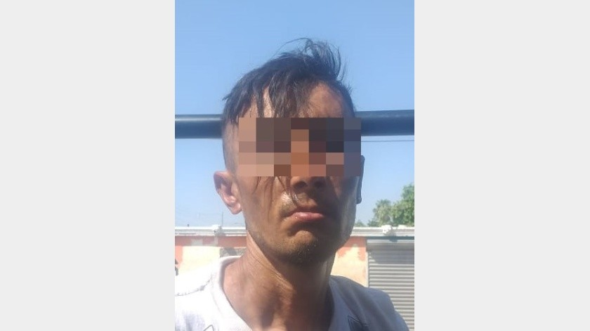 """Detienen a Guadalupe Adrián """"N"""" por allanamiento de morada y robo a comercio en Hermosillo(Especial)"""