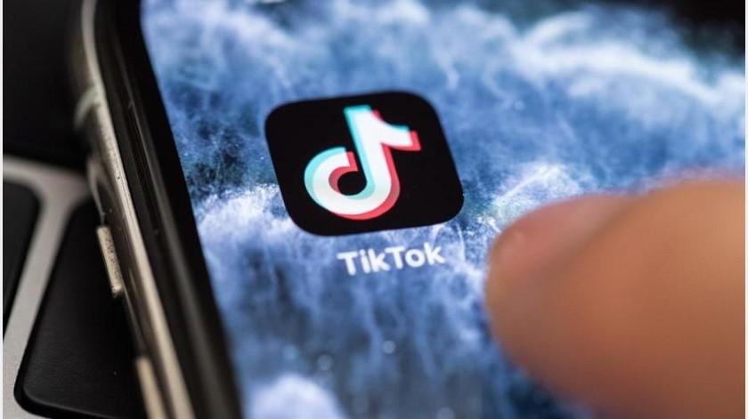 Washington anunció el viernes que prohibirá a partir de este domingo la descarga de la aplicación de mensajería WeChat (el WhatsApp chino) y de la red social de vídeos cortos TikTok.(EFE)