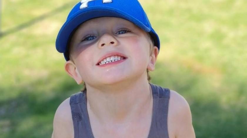 Sano y salvo fue localizado en niño de tres años perdido en Australia.(Especial)