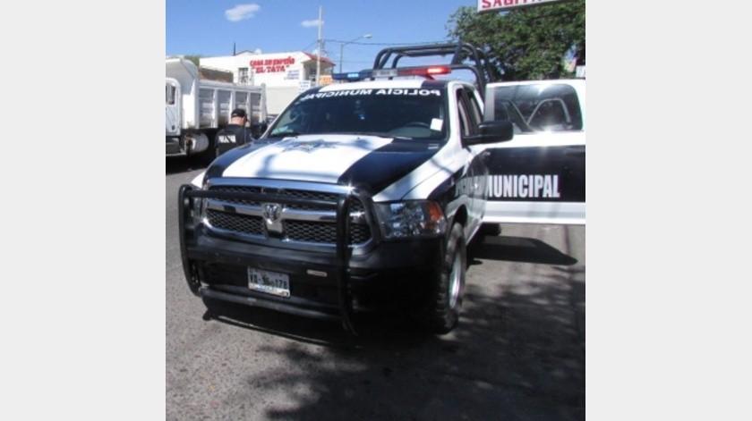 La Policía atendió el reporte de un joven agredido por su primo en Nogales.