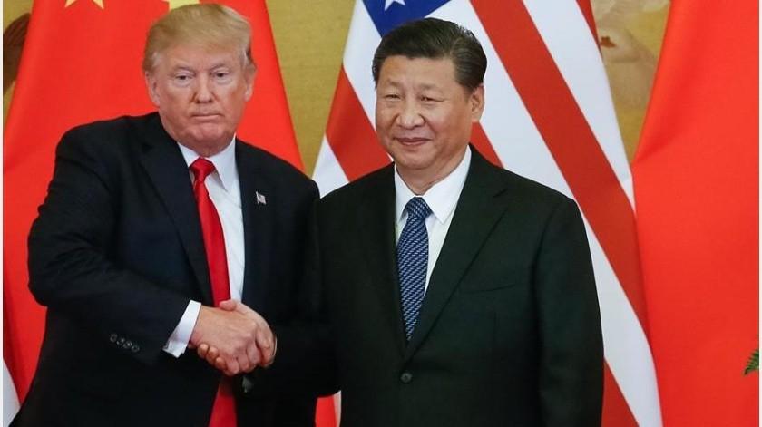 Desde que fue elegido, Trump ha logrado acaparar el protagonismo en la ONU cada septiembre con sus discursos beligerantes y poco diplomáticos(EFE)