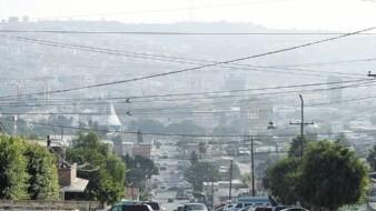 Provocan incendios mala calidad del aireen Tijuana