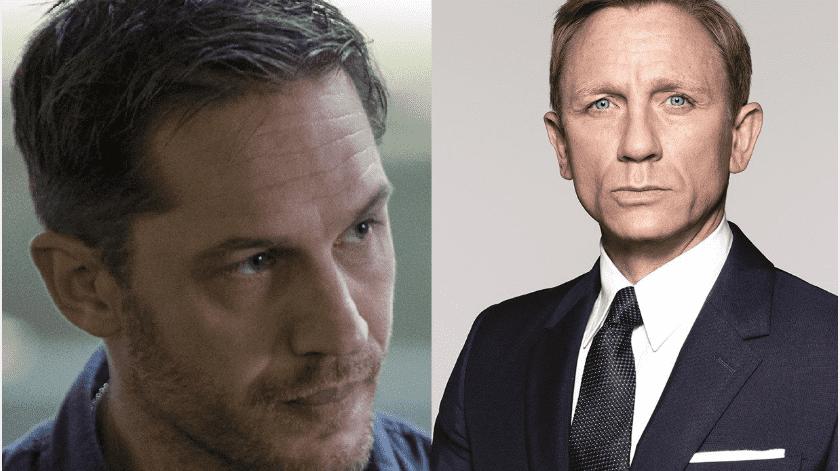 """Tom ya mostró su intención de encarnar a """"James Bond"""" en ocasiones anteriores.(Especial)"""