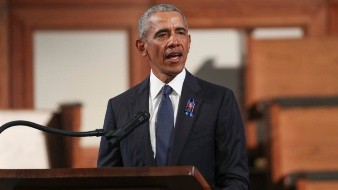 Barack Obama, es presidente de Estados Unidos.