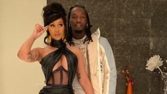 La cantante se mostró firme con su decisión y aclaró que el divorcio no fue por una nueva infidelidad de Offset.