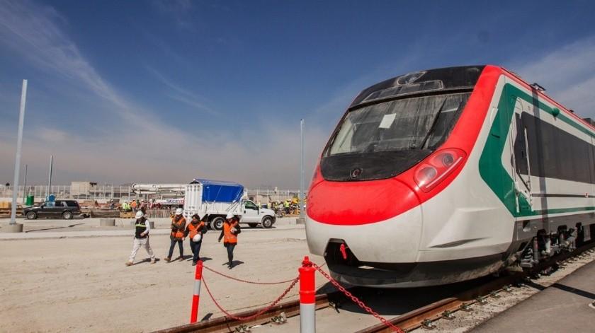 Obras de tren interurbano iniciarán en octubre(Tomada de la red)