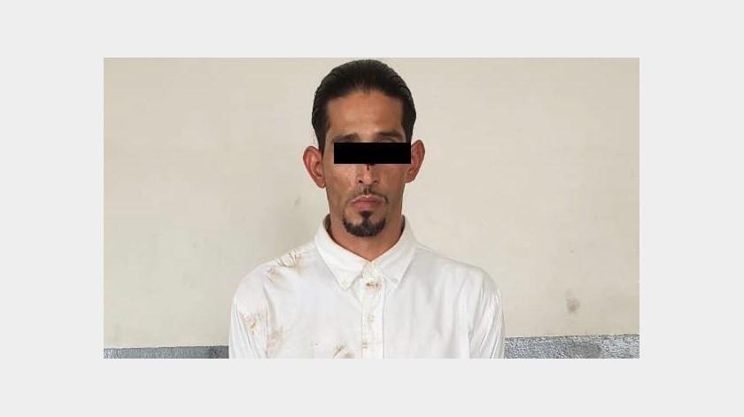 Detienen a sujetos por posesión de drogas en la jefatura Benito Juárez(Cortesía)