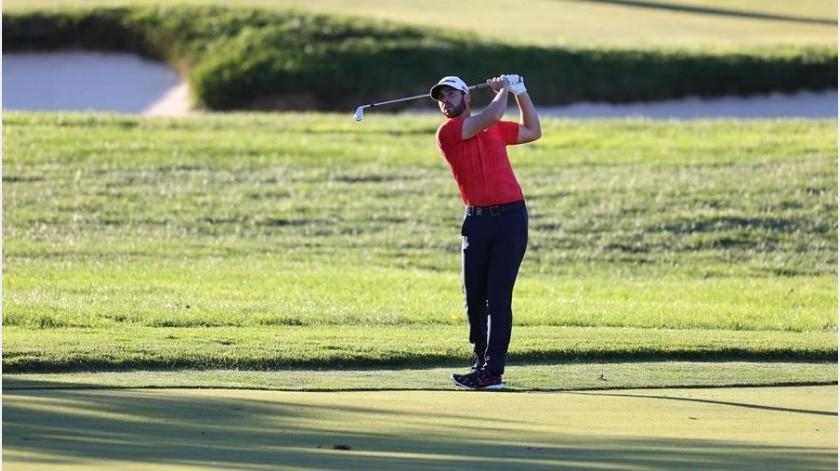 Matthew Wolff encabeza el Abierto de Golf tras culminar tercera fecha(EFE)