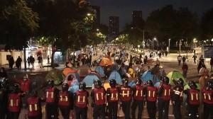 Paramos avance de Frenaaa para evitar choque con otra movilización: Gobierno de CDMX