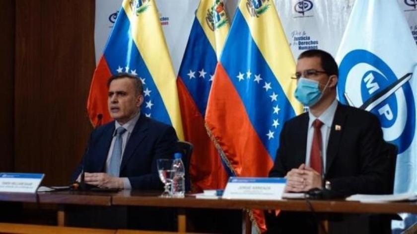 """""""Propaganda de guerra"""" informe de la ONU sobre Derechos Humanos en Venezuela: Canciller Arreaza(EFE)"""