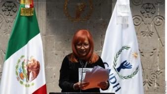 SCJN atrae amparo contra designación de Rosario Piedra en CNDH