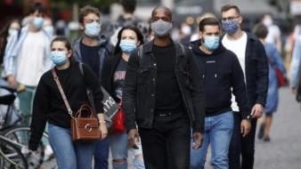 Nuevo récord de contagios Covid-19 en Francia, con 13 mil 498 en un día