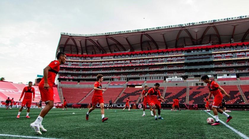 Los Xolos son el equipo con más casos totales del futbol mexicano.(Banco Digital)