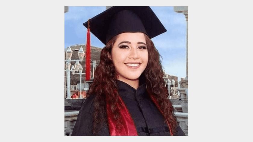 Mariana Zavala desapareció el domingo 2 de agosto y su cuerpo fue localizado el 10 de agosto, pero hasta hace unos días se confirmó su identidad(Twitter)