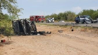 Muere persona en fatal accidente en vía a Bahía de Kino