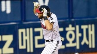 Roberto Ramos ha tenido un gran año de debut en el beisbol coreano
