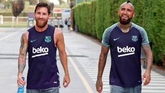 ¡Messi reconoce al