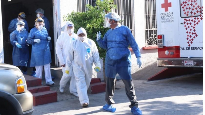 Covid-19 en México: 235 muertes y 3 mil 542 contagios nuevos este día