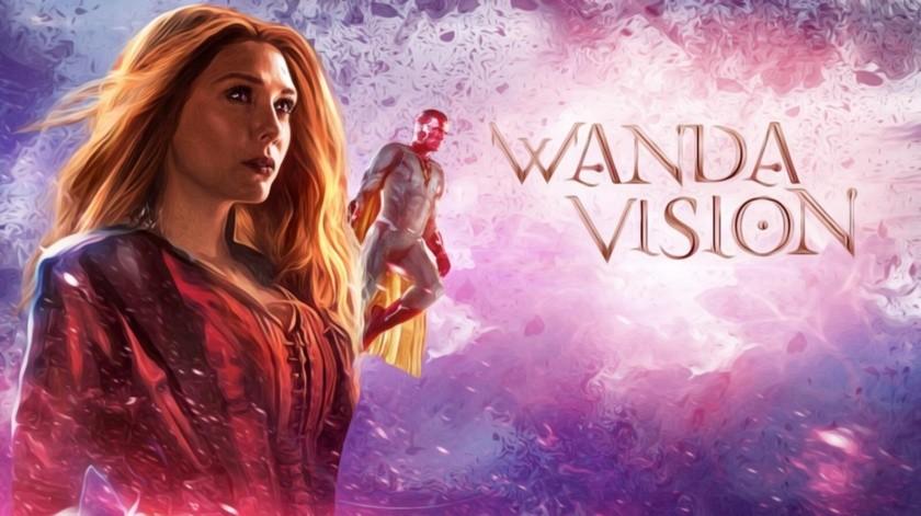 Wanda Vision será la nueva serie de Disney y Marvel