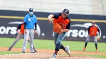 Luis Alonso Mendoza se perfila para ser parte de la rotación de Naranjeros