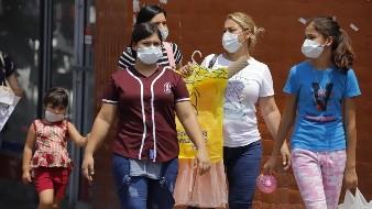 Covid-19 en Sonora: 8 muertes y 158 contagios nuevos este día