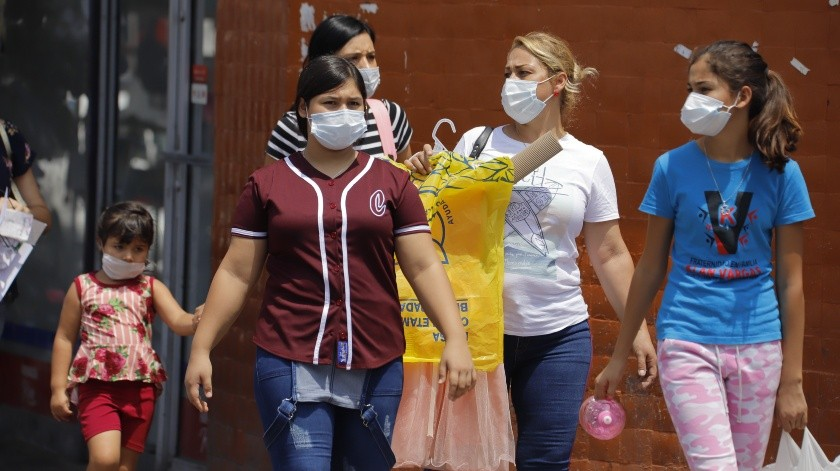 Covid-19 en México: 490 muertes y 5 mil 408 nuevos contagios este día(Archivo GH)