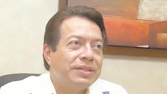 Mario Delgado Carrillo, diputado federal en entrevista exclusiva para EL IMPARCIAL