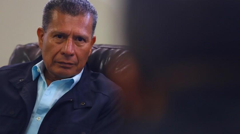 El magistrado Jorge Ignacio Pérez Castañeda señaló que el Poder Judicial del Estado defenderá su independencia.(Daniel Reséndiz)