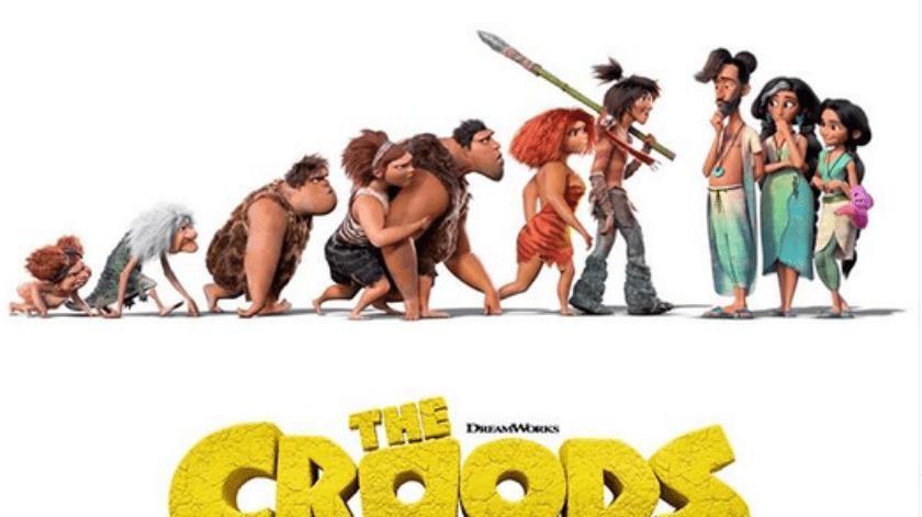 Los Croods llegan con un nuevo reto por afrontar.(Instagram.)