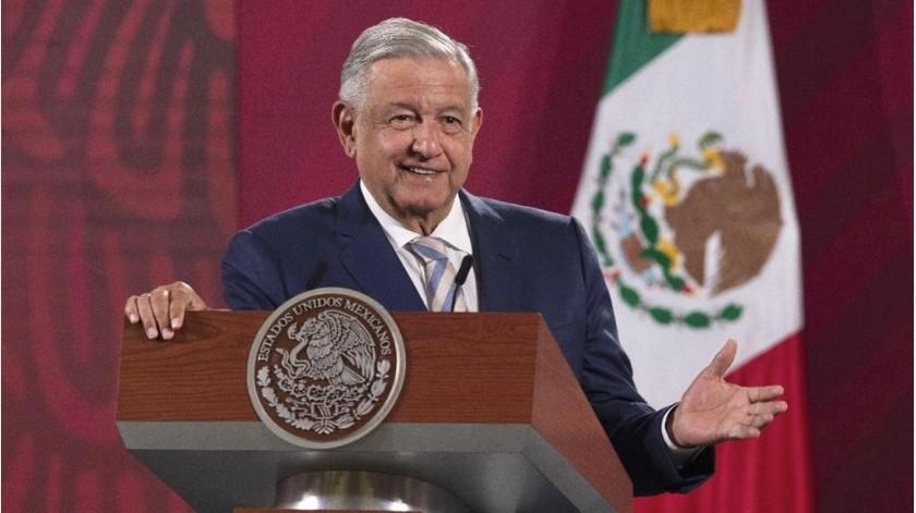 Destacó que la fundación de la ONU tuvo que ver con cuatro libertades de las que dijo, hay que seguir defendiendo:(Gobierno de México)
