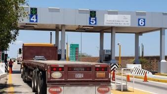 Gobierno federal evita pérdidas por 7 mil 19 mdp por operativo Caseta Segura; en BC mil 223 mdp y en Sonora 82