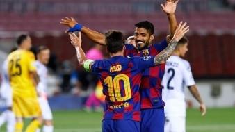 La dupla Luis Suárez-Messi podría vivir sus últimos días