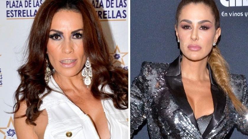¡Es una robamaridos!: Paty Muñoz despotrica contra Ninel Conde(Internet)